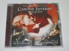 CANONE INVERSO/SOUNDTRACK/ENNIO MORRICONE(VIRGIN 7243 8 48942 21) CD ALBUM NEU