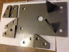 M31 M31c Pedestal Do It Yourself Pre-cut drilled Parts Kit for GPW MB M38 M38A1