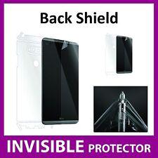 LG V20 Dos & Faces Invisible Écran Protecteur Bouclier Peau