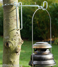 Baumhalter Lampenhalter Laternenhalter Baumbefestigung für Petromax 500HK Lampe
