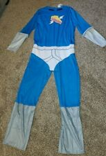 The Simpsons Men's Homer Pie Man Costume Size XL New without Tags jumpsuit ONLY