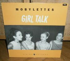 Mobylettes: Girl Talk. '95 String Records Germany