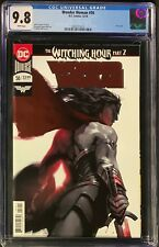 Wonder Woman #56 CGC 9.8 Yasmine Putri Foil Cover!