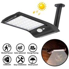 Outdoor Waterproof Lights Solar Powered Motion Sensor Garden Security 36 LED