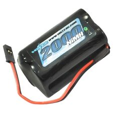 Voltz Rx 4.8V 2000Mah Nimh Square Battery Pack W/Connector VZ0151