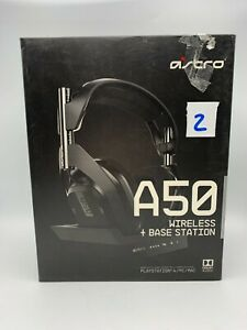 Astro A50 Gen 4 Headset RAW RETURN (OFFERS WELCOME) (2)