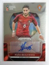 Joao MOUTINHO  2018 Panini PRIZM World Cup Soccer Signature Autograph Auto