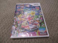 Factory Sealed Mario Party 9 Nintendo Wii NTSC USA