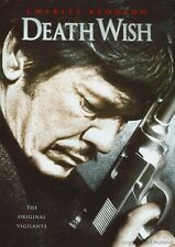 DEATH WISH THE COMPLETE COLLECTION 5-DISC DVD SET NEW SEALED DVD FREE SHIPPING