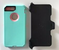 Heavy Duty Case & Belt Clip for Apple iPhone 7 8 Plus X (Holster Fits Otter box)