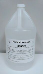 99.5% Denatured Ethanol, 1 gallon >> FREE Shipping!.....LIMITED TIME!!