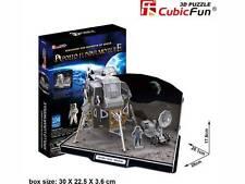 *NEW IN BOX* CubicFun - Apollo Lunar Module 3D Puzzle - 104 Pieces