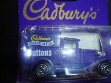 Collectors Item, Ford Model 'A' Van with 'Dairy Milk Buttons' livery
