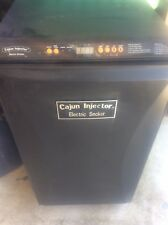 Cajun Injector Electric Smoker Digital with Racks and Accessories Used Twice