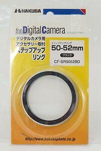 Hakuba 50-52mm up ring for Hasselblad