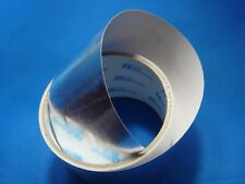 58mmX1M Aluminum Foil Self Adhesive Tape - Heat Shield - Duct- HVAC - 1M