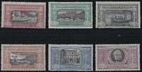 Italy Eritrea - 1924 - Scott # 75 thru 80 - Complete Set - Mint Hinged