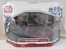 Star Wars Clone Wars  Anakin Skywalker and Can-Cell  NIB (816DJ44) 91354