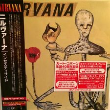 NIRVANA INSECTICIDE JAPAN MINI LP CD NEW