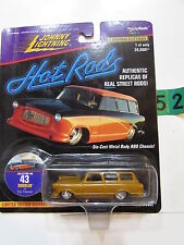 JOHNNY LIGHTNING HOT RODS RUMBLUR #43 GOLD