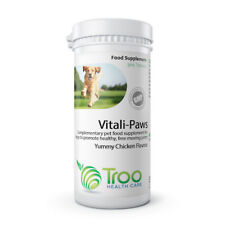 Vitali-Paws Joint Support for Dogs Green Lipped Mussel MSM Curcumin 300 Tablets