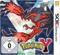 Nintendo 3DS Spiel - Pokemon Y DE/EN mit OVP