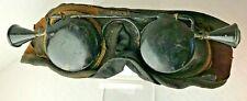 Antique Masonic Initiation Goggles Ritual Hoodwink Blinders