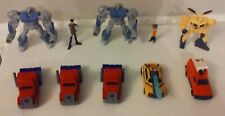 Lot of 10 Transformers Prime Toys