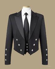 Prince Charlie Jacket & Waistcoat | Scottish K | Made To Measure