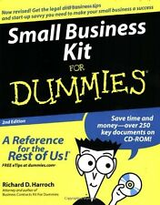 Small Business Kit For Dummies by Richard D. Harroch