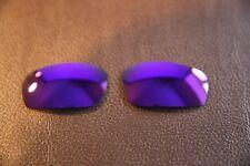 Lente Polarizada Reemplazo púrpura para polarlenz-Gafas de sol Oakley Monster Pup