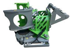"RSL Tree Shear inc. Top Buncher Grab, 360 degree rotator and 12"" cut, inc. VAT"