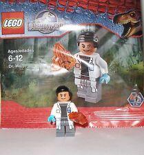 Lego 5000193818 Jurassic World Dr Wu mit Moskito im Bernstein OVP