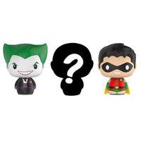 DC Batman - Joker Robin Mystery Figure US Exclusive Pint Size Heroes Set of 3