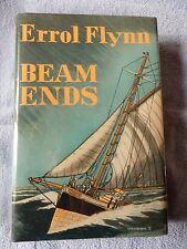 """Errol Flynn Signed """"Beam Ends"""" 1937 1st Edition"""