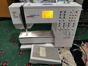 Bernina Virtuosa 153 Quilters Edition