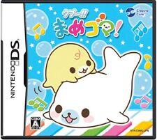 Used Nintendo DS Qupu!! Mame Goma! Japan Import (Free Shipping)、