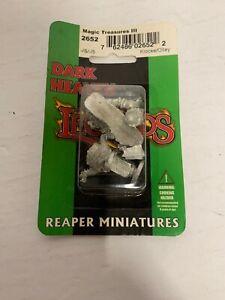 Reaper Miniatures Magic Treasures III 02652 Dark Heaven Legends Unpainted New