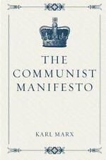 THE COMMUNIST MANIFESTO - MARX, KARL/ MOORE, SAMUEL - NEW PAPERBACK BOOK