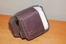 Sony Walkman Net Md MiniDisc Player Case Atrac Digital Sound Arm Band