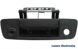 Rostra 250-8652 Tailgate Latch Handle Camera for 2014 Dodge Ram 1500