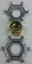 Mercruiser Alpha,  Bravo Propeller Nut & Tab Locking Washer Prop Kit 11-52707Q1