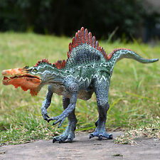 Jurassic Spinosaurus Toy Figure Realistic Dinosaur Model Kids Birthday Gift Toys