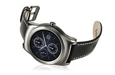 LG Watch Urbane (W150) 46mm Stainless Steel Case Black Classic Buckle -...