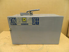 SQUARE D BUSWAY SWITCH I-LINE PS-3203 30A 30 A AMP 3 PH 3 W 240 VAC