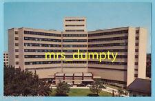CT New Haven~MEMORIAL UNIT~Grace-New Haven Hospital~1950s/60s Chrome POSTCARD