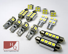 Interior Ceiling LED SMD Bulbs KIT WHITE Canbus fit Mercedes Benz E-class W124