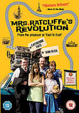 Mrs Ratcliffe's Revolution Dvd Catherine Tate Brand New & Factory Sealed