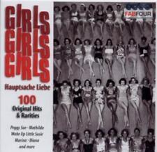 Various - Girls, Girls, Girls Hauptsache Liebe (4-CD) - Rock & Roll