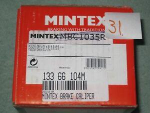 Volvo, S60, 70, 80, V70, XC70 REAR RIGHT brake caliper. MBC1035R